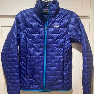 Patagonia Micro Puff Jacket Size Small - Women